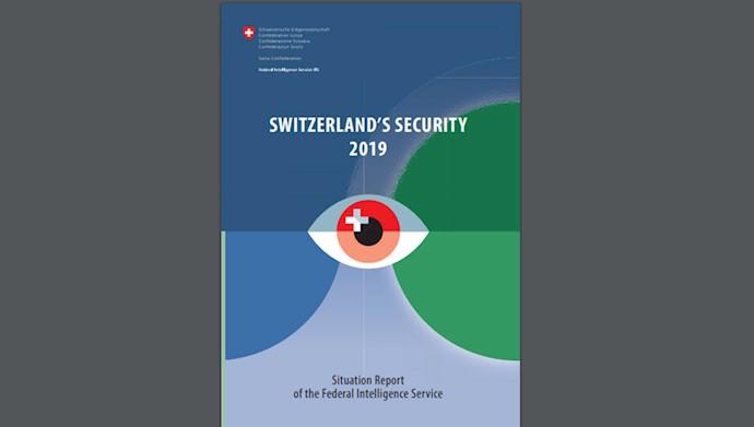 گزارش سالانه سرویس اطلاعات فدرال سوئیس