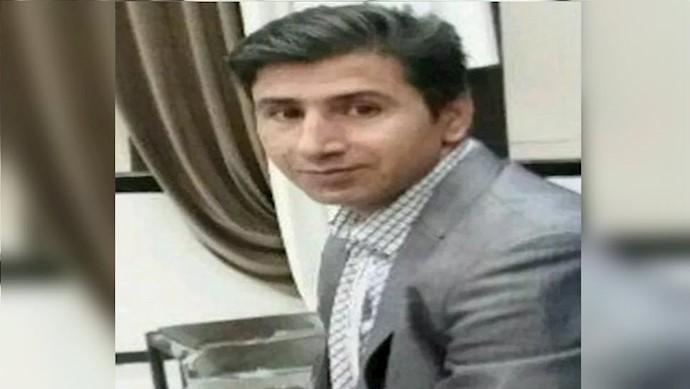 زندانی سیاسی اکبر باقری