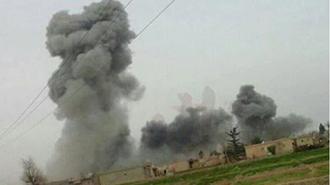 حمله هواپیماهای ناشناس به شرق دیرالزور