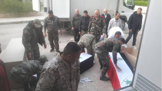 کشته شدن شبهنظامیان اسد توسط رزمندگان سوری