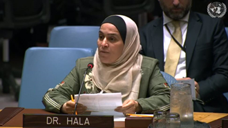 حلا قوی، پزشک سوری مؤسس سازمان غیردولتی آینده روشن سوریه