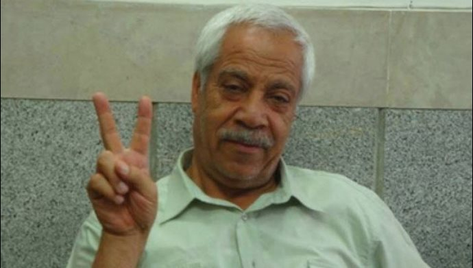 هاشم خواستار نماینده معلمان آزاده ایران