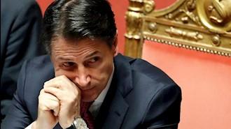 استعفای جوزپه کونته، نخست وزیر ایتالیا