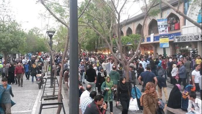 بحران بیکاری در ایران - عکس از آرشیو