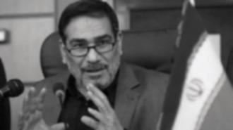 پاسدار علی شمخانی