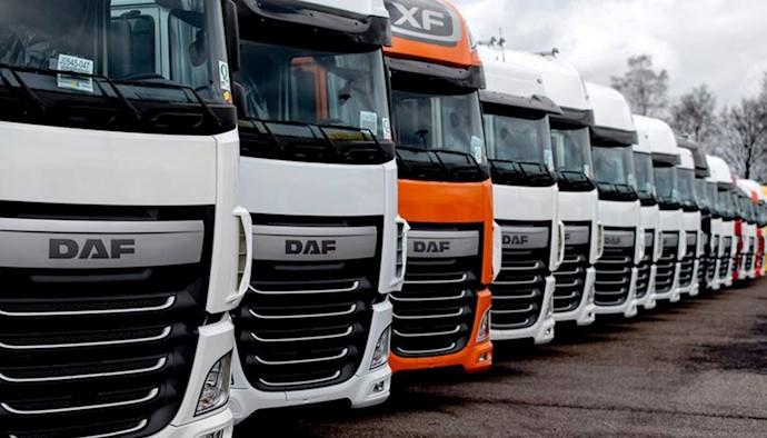 شرکت کامیون سازی داف