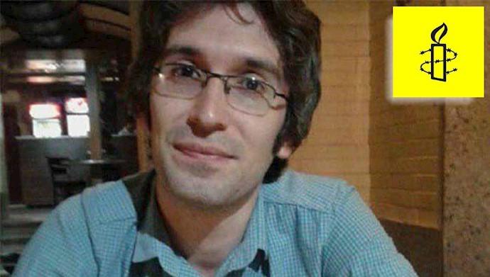 فراخوان عفو بینالملل -زندانی سیاسی آرش صادقی