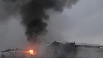انفجار در پایگاه پرتاب موشک در روسیه