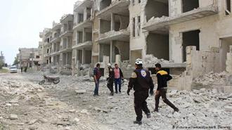 بمباران سوریه