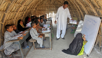 مدارس کپری در ایران