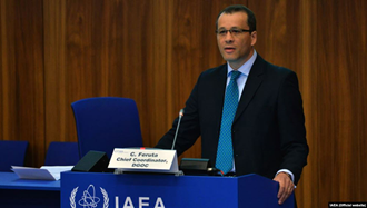 کرونل فروتا، مدیرکل موقت آژانس بینالمللی انرژی اتمی