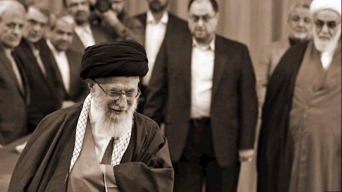 بیت فاسد خامنهای، چپاولگرترین سیستم حکومتی