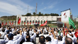 مراسم عاشورا در اشرف ۳ - شهریور ۹۸