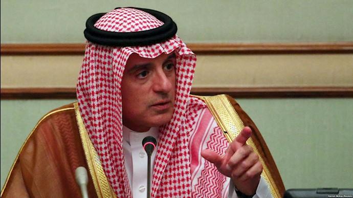 عادل الجبیر وزیر مشاور در امور خارجه عربستان سعودی