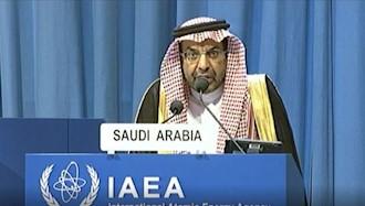 نماینده عربستان در آژانس بینالمللی انرژی اتمی