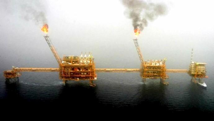 حراج خائنانه منابع ایران