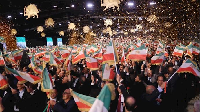 گردهمایی ایران آزاد امسال در اشرف۳ با حضور رزمندگان آزادی برگزار شد