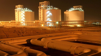 مخازن نفت - عکس از آرشیو