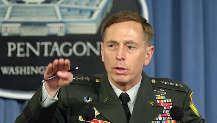 ژنرال دیوید پترائوس