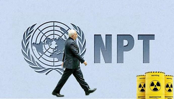 بلوف خروج از NPT