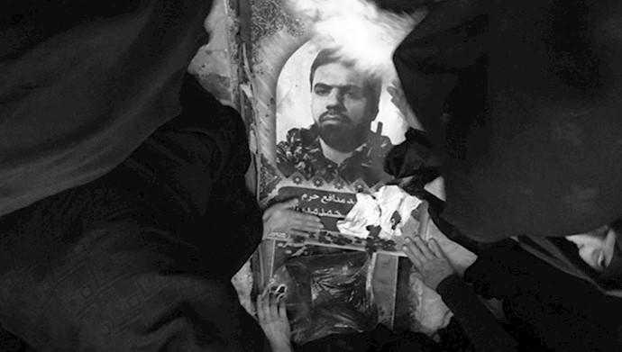 پاسدار مصطفی محمدمیرزایی