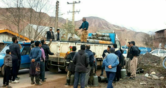 کمبود شدید گاز مایع و نگرانی مردم