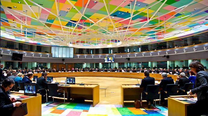 شورای اتحادیه اروپا - عکس از آرشیو