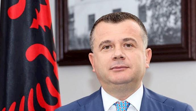 تالنت بالا   دبیر کل حزب سوسیالیست آلبانی