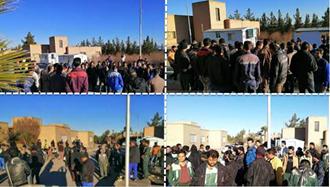 اخراج جمعی کارگران معترض معدن چادرملو