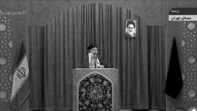 سخنرانی خامنهای برای وحشتزدگان و ریزشیهای ترسان نظام