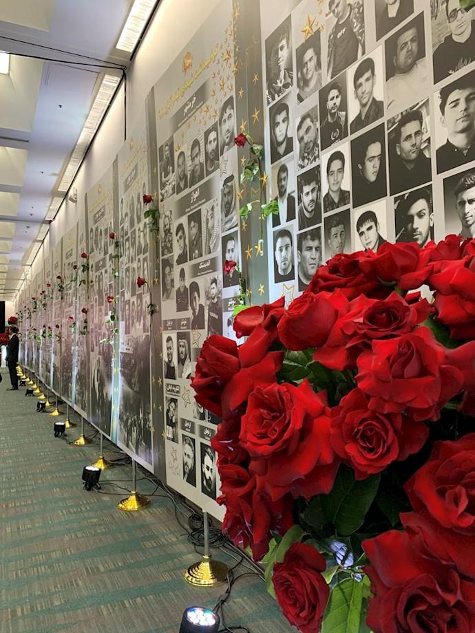 تصاویر شهیدان قیام سراسری مردم ایران