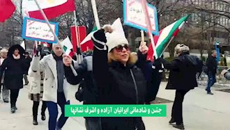 جشن و شادمانی ایرانیان آزاده و اشرفنشانها بهخاطر هلاکت پاسدار سلیمانی