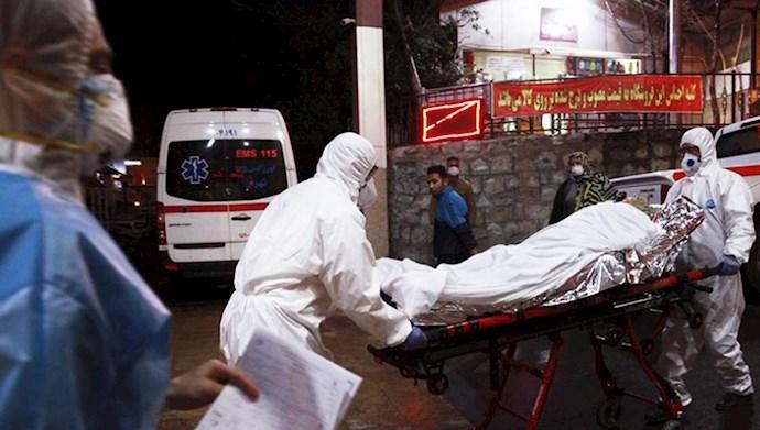میزان واقعی مرگ و میر کرونا در ایران