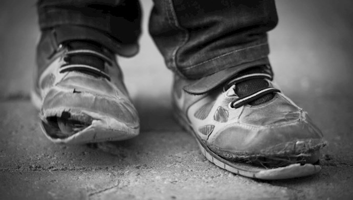 وضعیت  خراب مالی - عکس از آرشیو