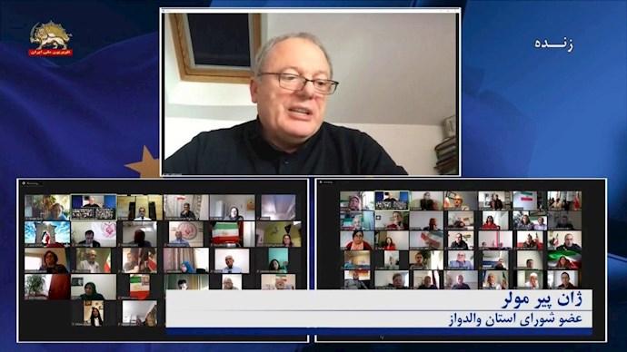ژان پیر مولر ـ عضو شورای استان والدواز - 0