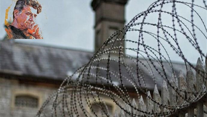 مراسم برای شجریان توسط زندانیان هوادار مجاهدین در اوین