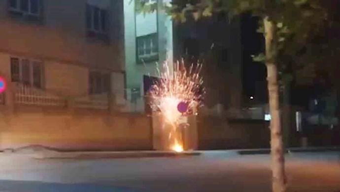 فعالیت کانون شورشی در لرستان