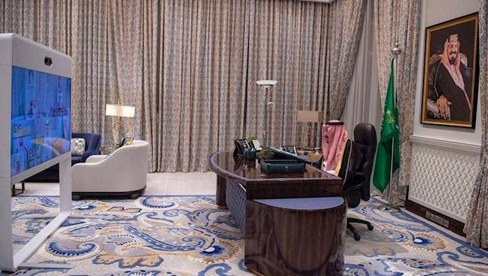 ملک سلمان پادشاه عربستان سعودی