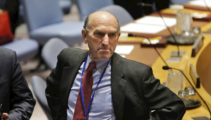 الیوت آبرامز، نماینده ویژه آمریکا  در امور ایران