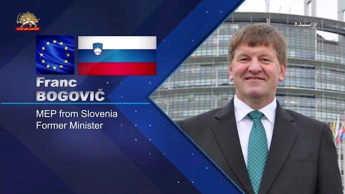 فرانک بوگوویچ نماینده پارلمان اروپا، وزیر پیشین از اسلوونی - 0