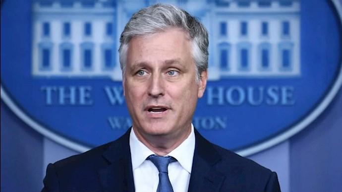رابرت او براین، مشاور امنیت ملی کاخ سفید