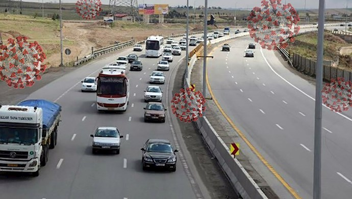ممنوعیت تردد به ۵ کلان شهر