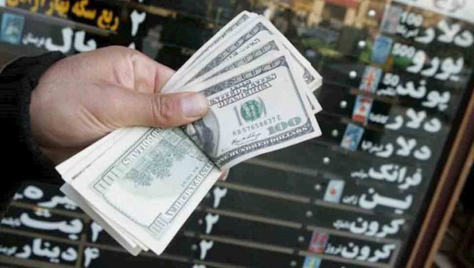 افسار پاره کردن قیمت ارز