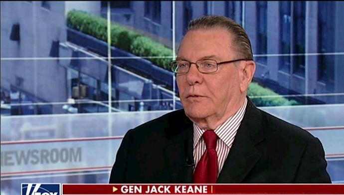 ژنرال جک کین