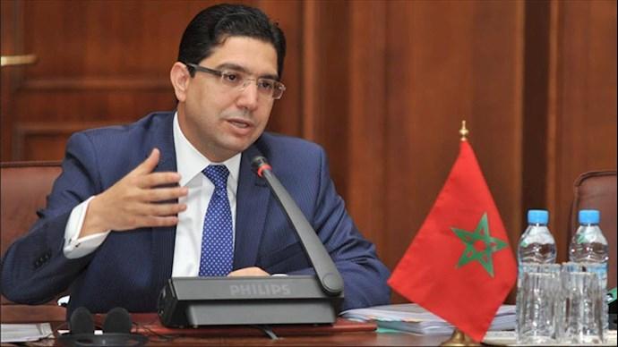 وزیر امور خارجه مراکش ناصر بوریطه