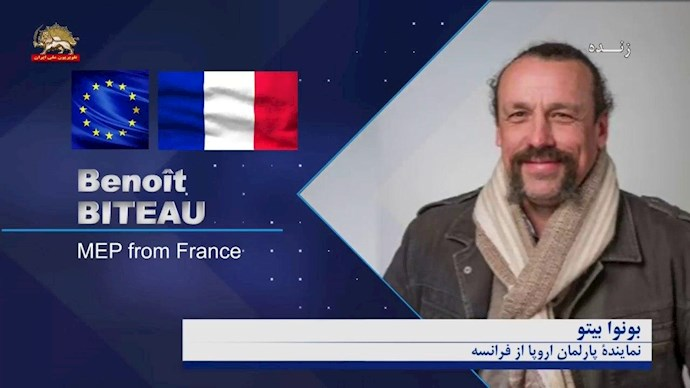 بونوا بیتو نماینده پارلمان اروپا از فرانسه - 0