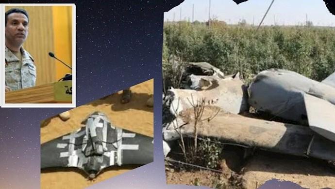 انهدام ۶فروند پهپاد شبهنظامیان حوثی