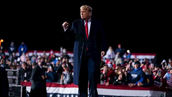 دونالد ترامپ در پنسیلوانیا