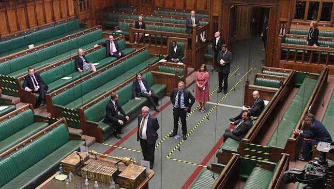 مجلس عوام انگلستان