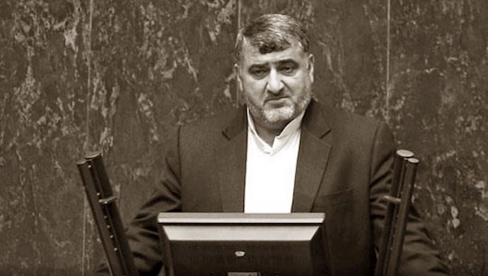 کاظم دلخوش نماینده مجلس ارتجاع